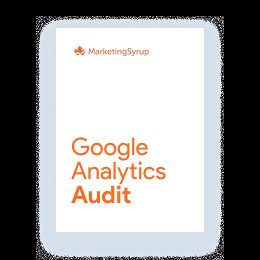 google analytics audit service
