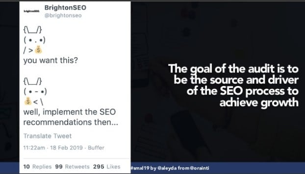 Aleyda Solis - Technical SEO audit