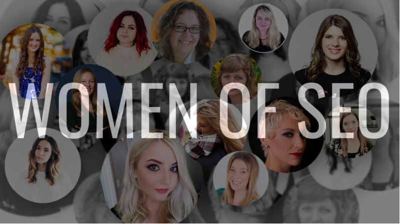 Women in SEO - Search Engine Land post