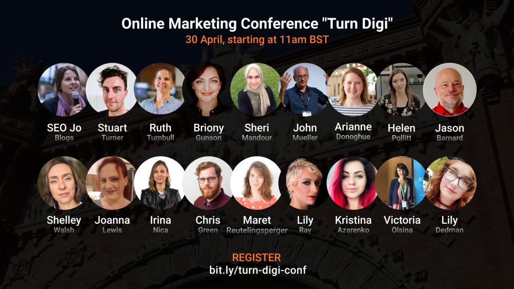 Turn DiGi Conference