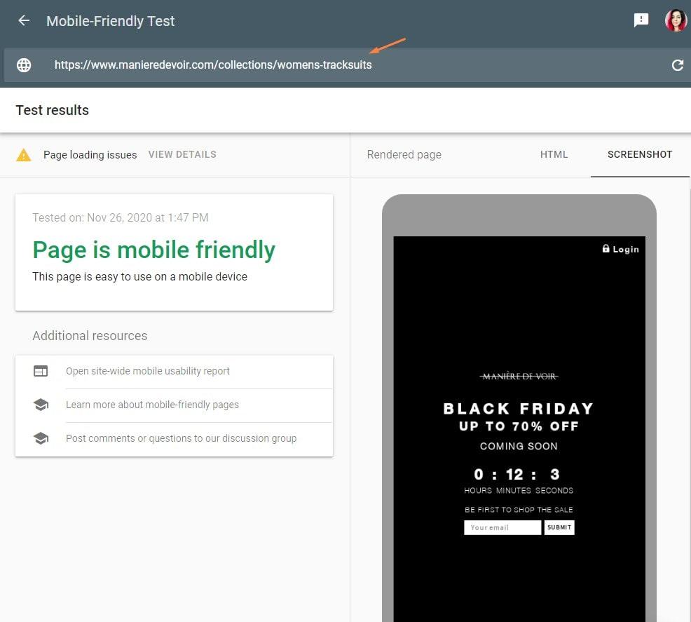 mdv-black-friday-promo-google-internal-page