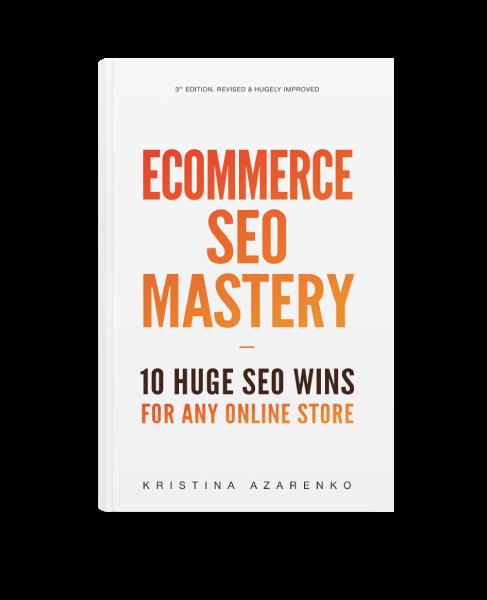 eCommerce SEO Mastery eBook
