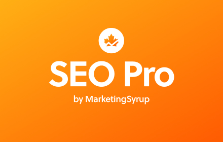 SEO pro extension by MArketingSyrup