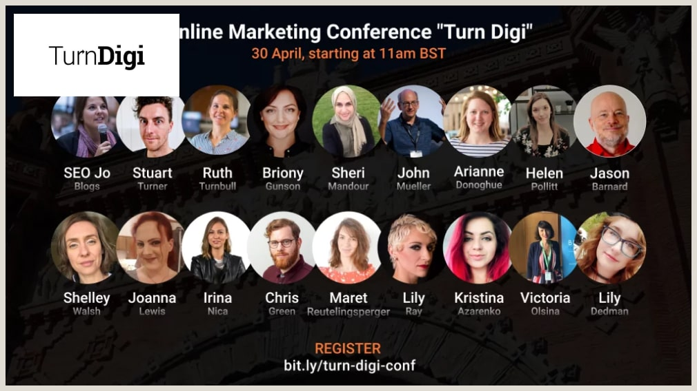 Turn DiGi Conference: How to Make eCommerce Product Pages Content Unique - Kristina Azarenko