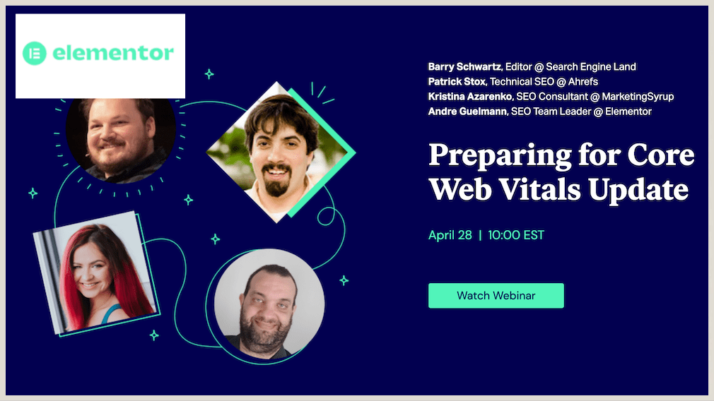 Preparing for Core Web Vitals Update - Krisitna Azarenko